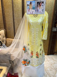 Bonanza Noor Special Edition vol 3 Lawn pakistani Suits