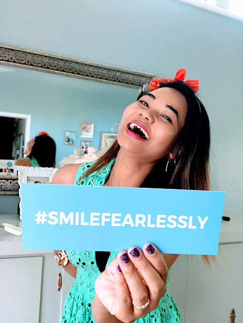 Smile without shame - A whitening system for sensitive teeth (with Smile Brilliant)