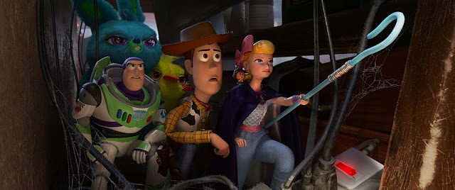Toy Story 4 (2019) Review