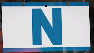 Murray Sesame Street sponsors letter N, Sesame Street Episode 4308 Don't Wake the Baby