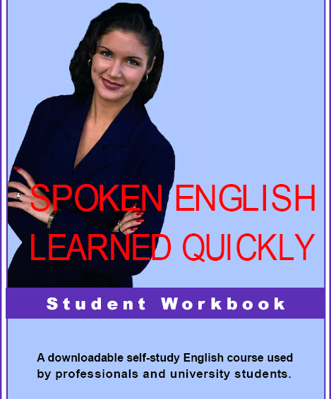 Learn Spoken English Pdf