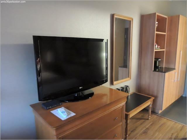 Habitación del Best Western Premier Hotel Aristocrate en Quebec