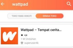 Cara Membuat Wattpad Premium Gratis Tanpa Iklan