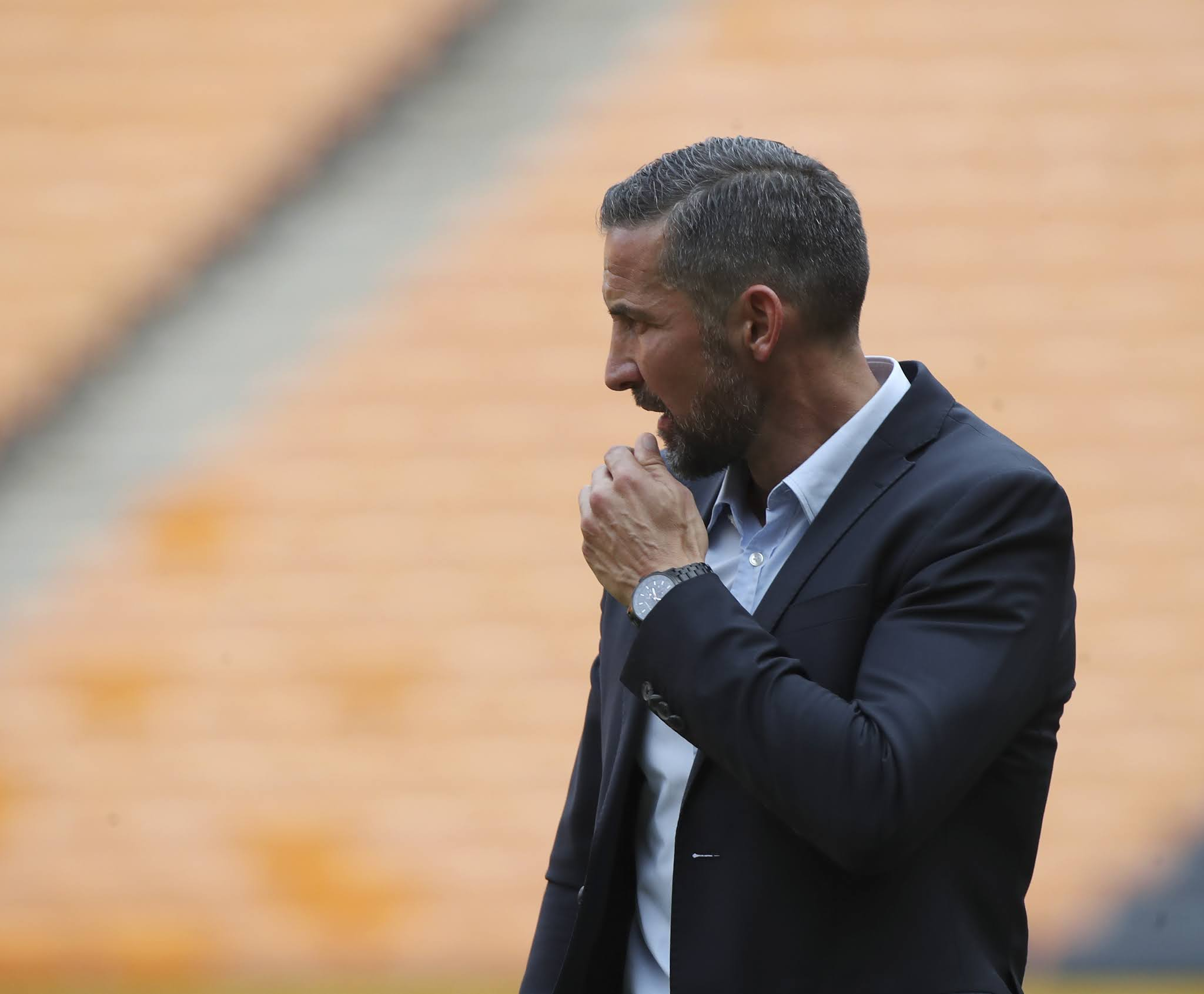 Josef Zinnbauer's Orlando Pirates look a serious threat to Mamelodi Sundowns who are aiming to win their fourth consecutive league title