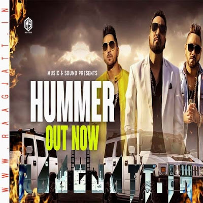 Hummer by Mann Singh lyrics