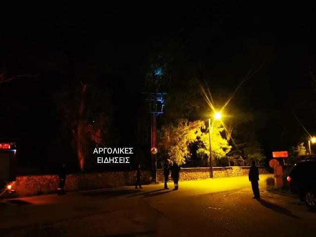 Μια ώρα χωρίς ρεύμα εν μέσω lockdown το Ναύπλιο - Αποκαταστάθηκε η βλάβη