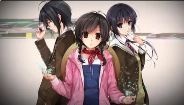 Arata naru Sekai: World's/Start/Load/End - Anime Time Travel Terbaik (Melakukan Perjalanan Waktu)