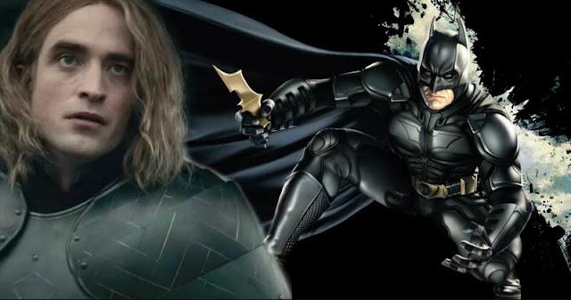 Robert Pattinson Anggap Batman Bukan Superhero