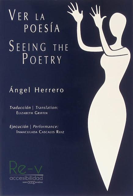 Portada del libro Ver la Poesía de Ángel Herrero