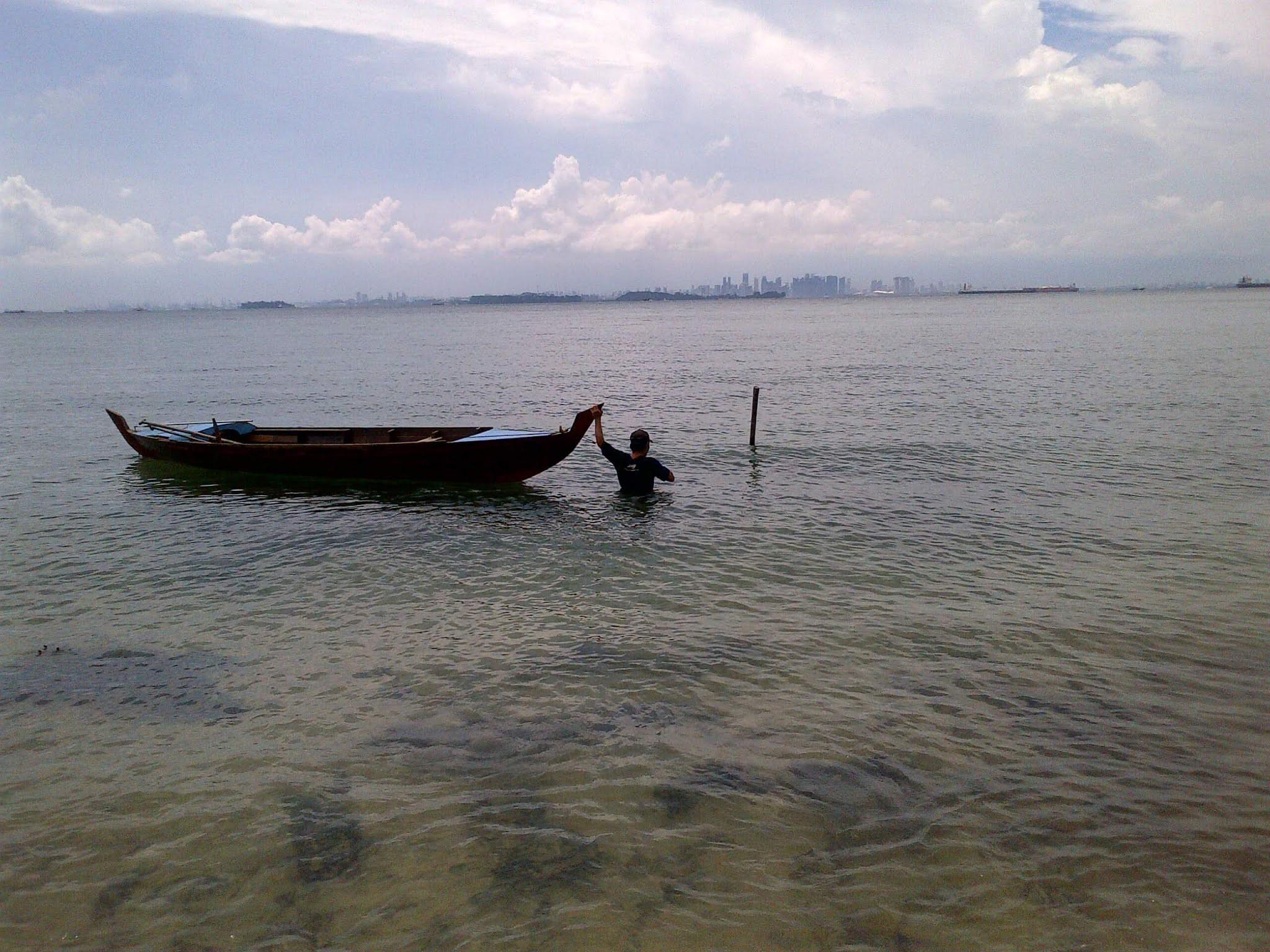 Pantai Indah, Pulau Lengkana Belakang Padang 3