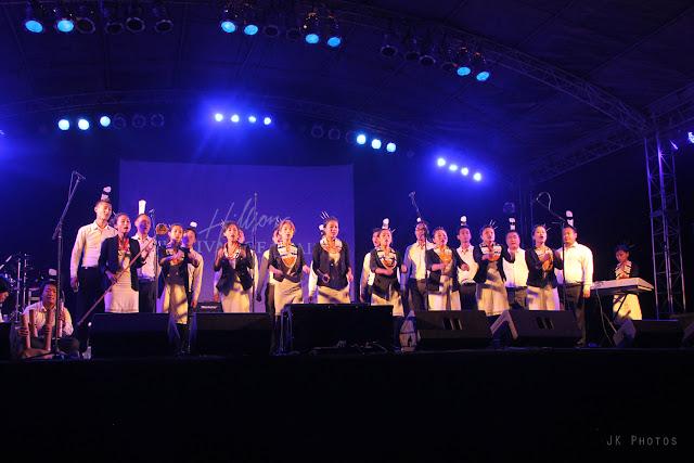 "Pictures Of Hillsong London ""Festival of Praise"" in Dimapur"
