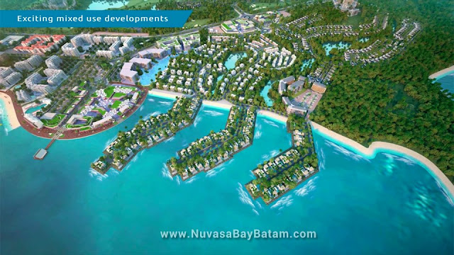 Nuvasa Bay Batam Mixed Use Development