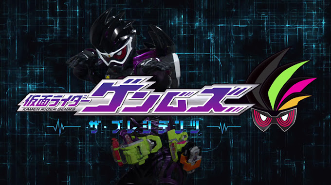 Kamen Rider Genms The Presidents Episode 1 Subtitle Indonesia