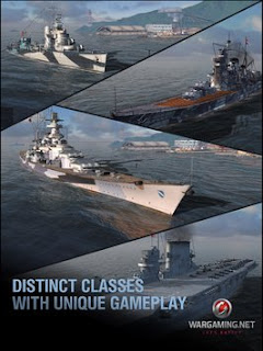 Game World of Warships Blitz