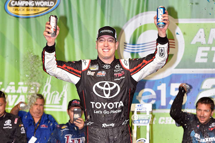 Kyle Busch, Todd Gilliland, Myatt Snider, Harrison Burton Will Share the #51 #NASCAR
