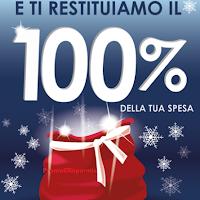 Logo Fresco Mercato Surgelati ti restituisce il 100% della spesa
