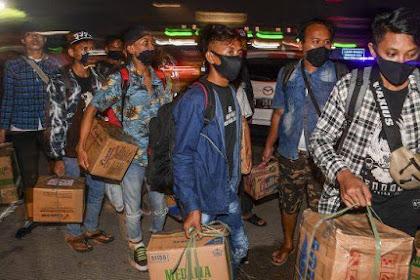 Diisolasi karena Balik ke Jakarta, 28 Pemudik Girang Biaya Makan Ditanggung