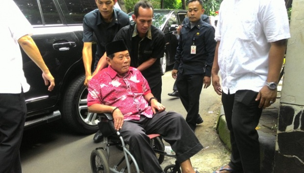 Harmoko, Menteri Penerangan Era Presiden Soeharto Meninggal Dunia.lelemuku.com.jpg