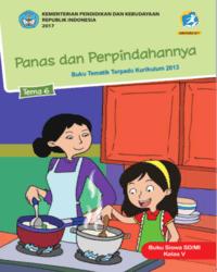 Buku tema 6 Siswa Kelas 5 k13 2017