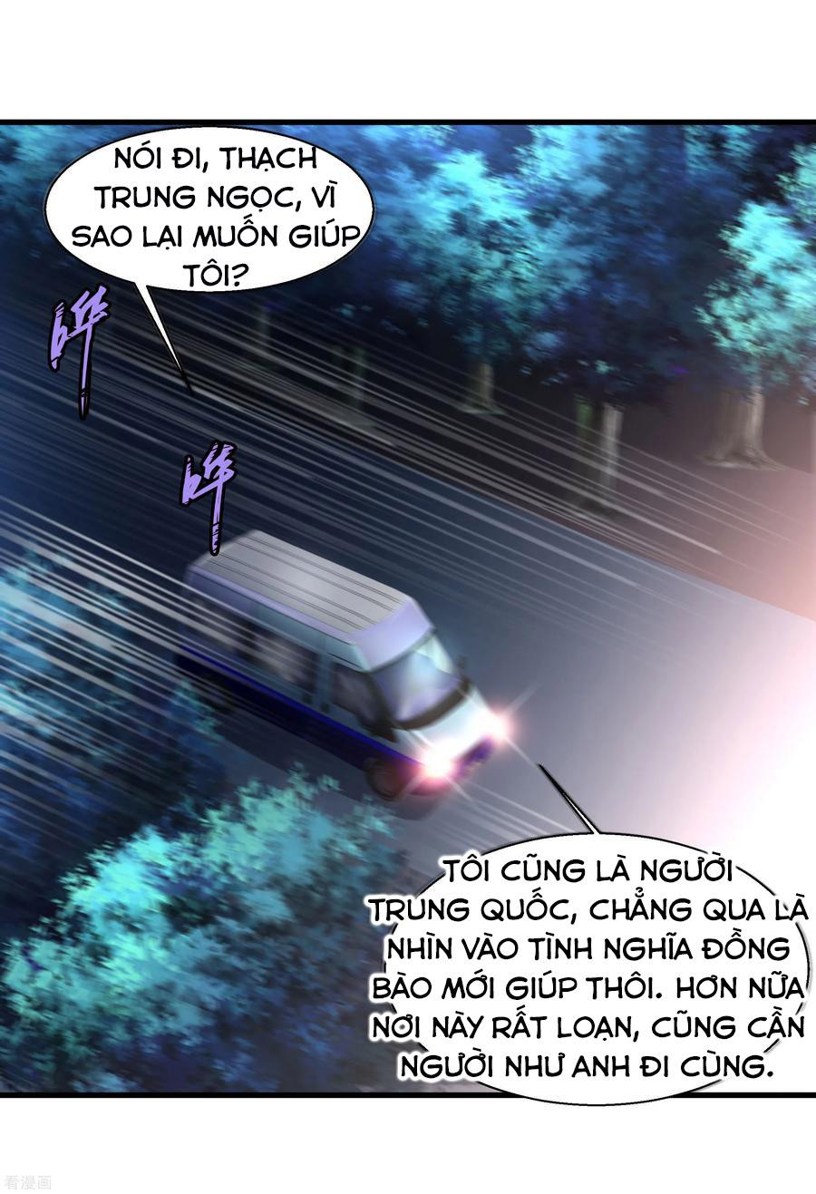 Tuyệt Phẩm Y Thánh chap 88 - Trang 9