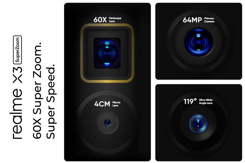 Realme X3 SuperZoom Latest News, Realme X3 Updates, realme x3 camera, realme x50, realme x3 super zoom specification, realme x3 superzoom price in india, realme x3 price, realme x3 features