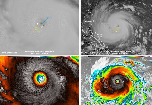 What Scientists Found Inside Eye Of Super Typhoon Lawin Will Scare You!