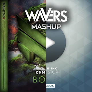 Kenneth G vs Bounce Inc. - Don't Stop Bonzai (Wavers Mashup)