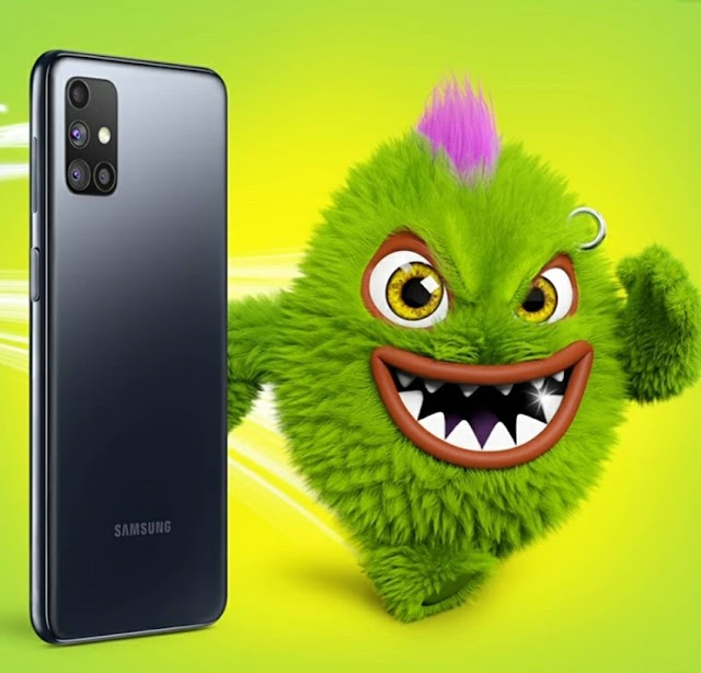 Samsung Galaxy M51 | Really the meanest monster?