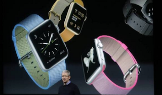 Watch the starting annual sales or 2 times the iPhone?
