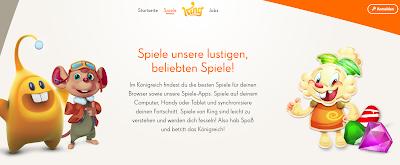 Web-Erfolgsstory mit schwedischen Wurzeln: King Digital Entertainment