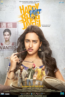 Happy Phirr Bhag Jayegi 2018 Download in 720p WEBRip