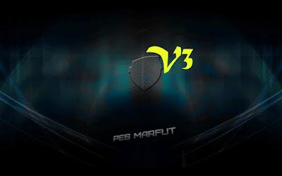 PES 2017 PESMarfut 2017 v3 Free Version Season 2017/2018