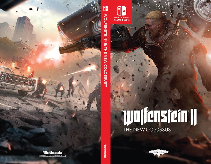 wolfenstein ii the new colossus switch b j blazkowicz