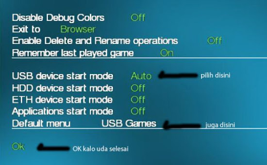 Solusi Game Tidak Muncul di OPL PS2 Matrix