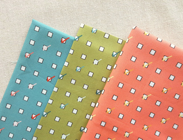 Five & Dime Fabric for Penny Rose Fabrics by Heidi Staples of Fabric Mutt