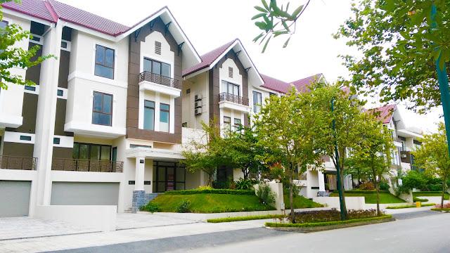 Biệt thự Grand Gardenville Tây Hồ Residence Ciputra