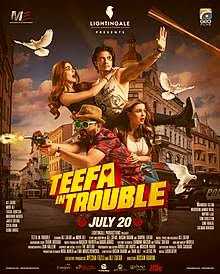 Teefa in trouble box office collection Pakistan and world wide