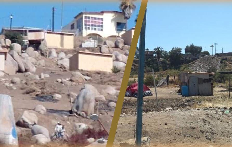 viviendas y terrenos en invasión por familias de escasos recursos