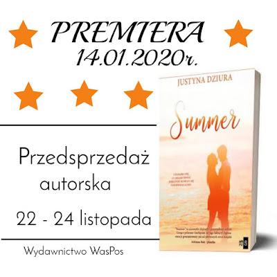"""PRZEDSPRZEDAŻ!!  """"Summer"""" - Justyna Dziura PRZEDSPRZEDAŻ!!"""