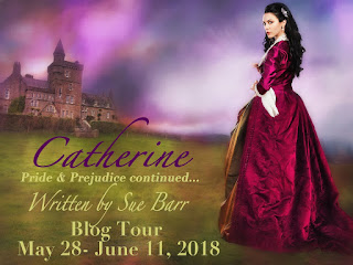 Blog Tour - Catherine by Sue Barr