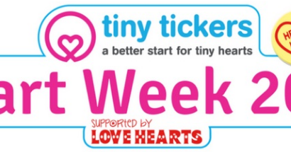 Tiny Tickers Heart Week 2017. #CHD