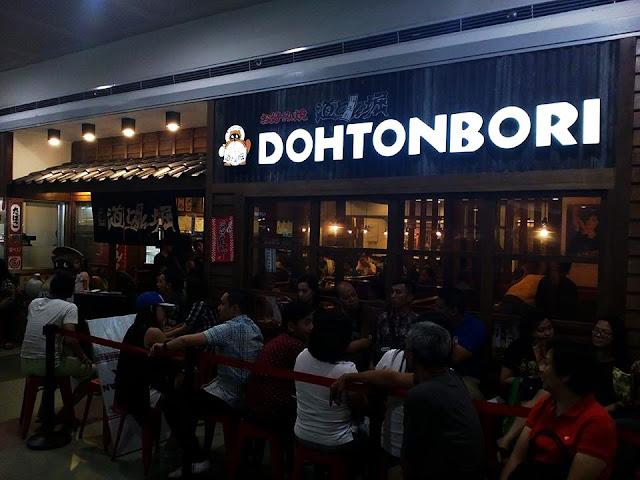 Dohtonbori SM North Edsa