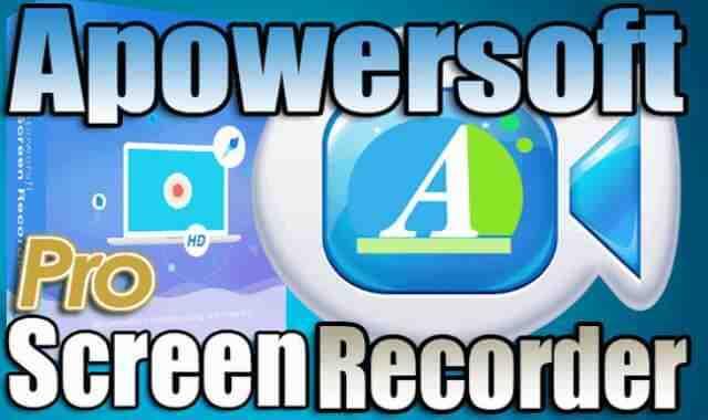 تحميل وتفعيل برنامج Apowersoft Screen Recorder Pro لتصوير شاشة الكمبيوتر بجودة عالية