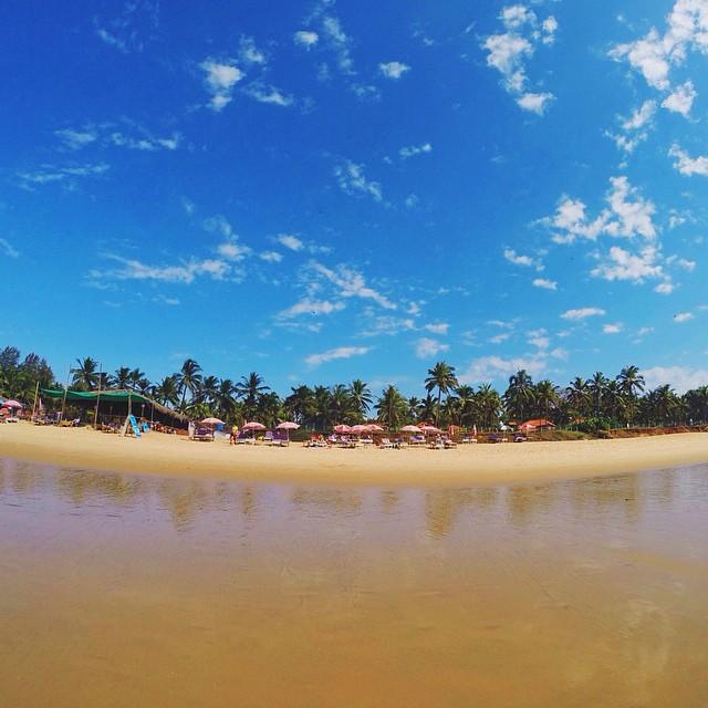 Sinquerim Beach Serre