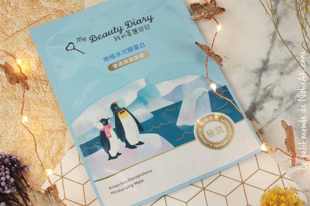 my beauty diary antarctica