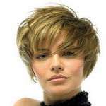 short hair types in spanish