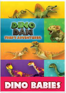 NCircle Entertainment Dino Dan Dino Babies DVD ~ #Review #Giveaway