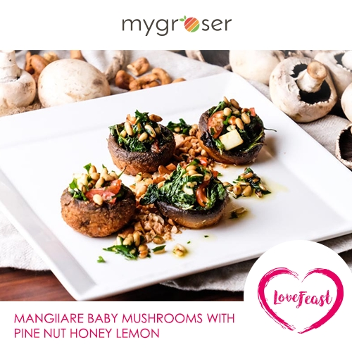 Valentine's Day with MyGroser's Love Feast Menu, MyGroser, Valentine's Day, Love Feast, MyGroser Love Feast, Love Feast Menu, Foode Feast, MyGroser Love Feast, Love Feast Menu, Food