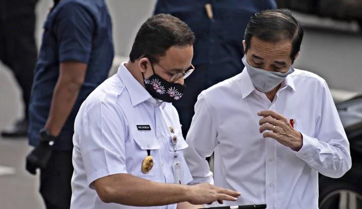 Aneh! Mentang-Mentang Anies yang Bicara, Anak Buah Jokowi Menyerang Berjamaah