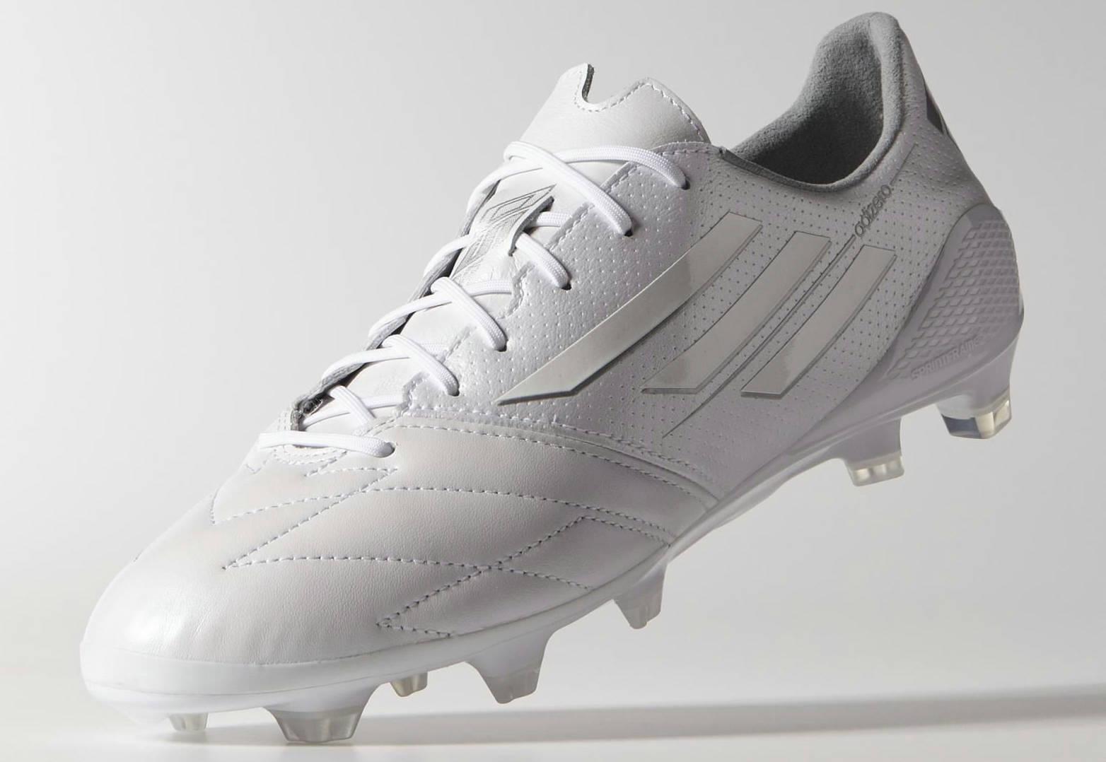 adidas adizero f50 white 96765cf05a64